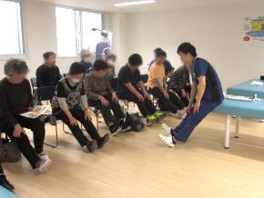 小林病院整形外科 健康運動教室開催